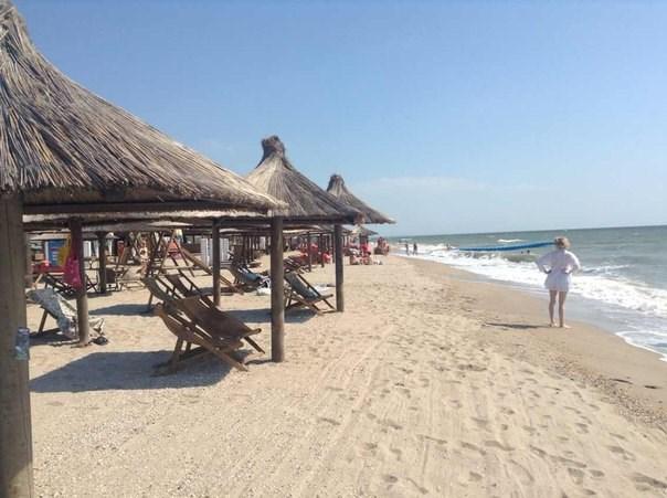пляж бердянск Старе мисто