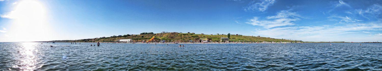 бердянск пляж